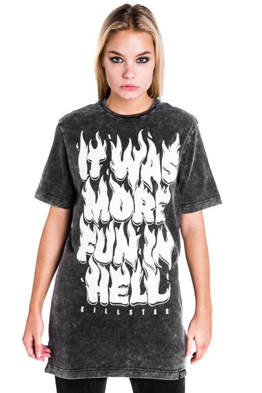 koszulka KILL STAR - MORE FUN IN HELL