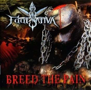 8 FOOT SATIVA: BREED THE PAIN (CD)