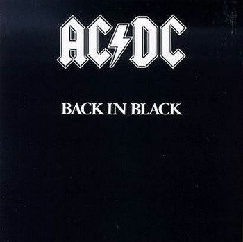 AC/DC: BACK IN BLACK (LP VINYL)