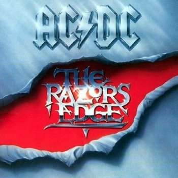AC/DC : THE RAZOR'S EDGE (CD)