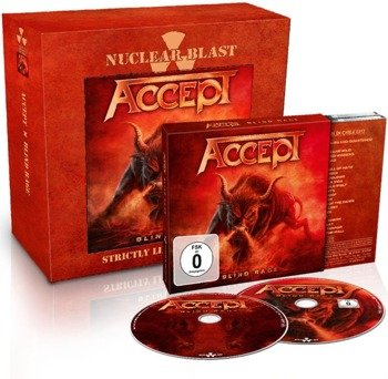 ACCEPT: BLIND RAGE (CD FAN BOX)
