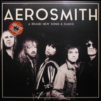 AEROSMITH: A BRAND NEW SONG & DANCE (2LP VINYL)