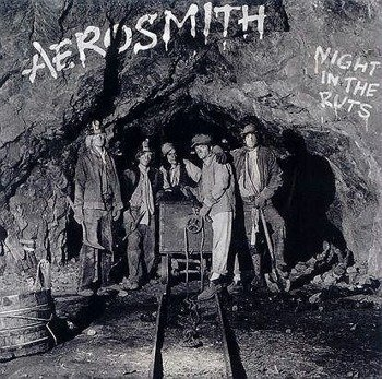 AEROSMITH: NIGHT IN THE RUTS (CD)