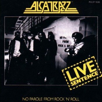 ALCATRAZZ: LIVE SENTENCE (CD)