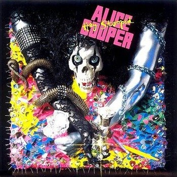 ALICE COOPER: HEY STOOPID (CD)