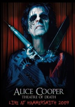 ALICE COOPER: THEATRE OF DEATH (DVD+CD)