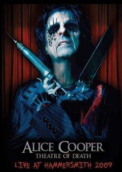 ALICE COOPER: THEATRE OF DEATH (DVD+CD)