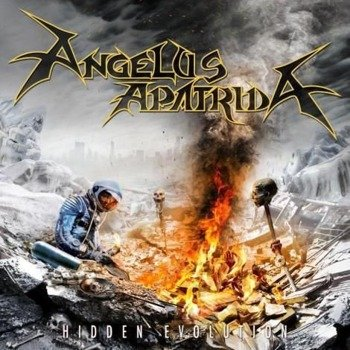 ANGELUS APATRIDA: HIDDEN EVOLUTION (LP VINYL)