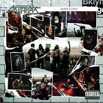 ANTHRAX: ALIVE 2 - SPECIAL EDITION (CD)