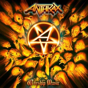 ANTHRAX: WORSHIP MUSIC (CD DIGIPACK)