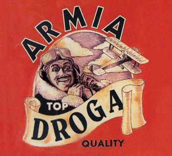 ARMIA: DROGA (CD)