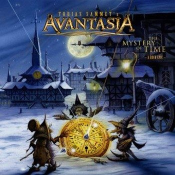 AVANTASIA: THE MYSTERY OF TIME (CD) LIMITED