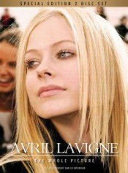AVRIL LAVIGNE: THE WHOLE PICTURE (DVD+CD)