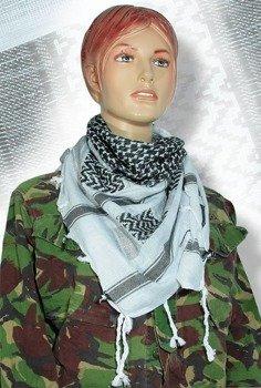 Arafatka (czarno-biała)