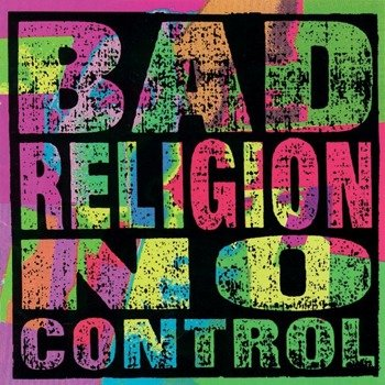 BAD RELIGION: NO CONTROL (CD)