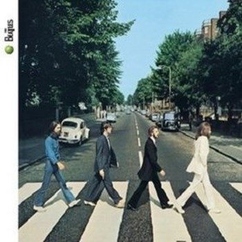 BEATLES, THE: ABBEY ROAD (CD)