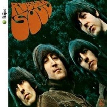 BEATLES, THE: RUBBER SOUL (CD)