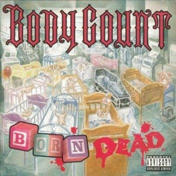 BODY COUNT - BORN DEAD (CD)