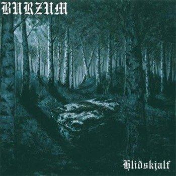 BURZUM: HLIDHSKJALF  (LP VINYL)