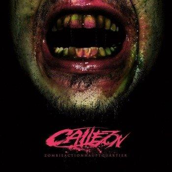 CALLEJON: ZOMBIEACTIONHAUPTQUARTIER (CD+DVD)