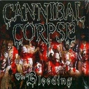 CANNIBAL CORPSE: THE BLEEDING (CD)