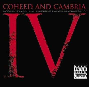 COSHEED AND CAMBRIA : GOOD APOLLO, I'M BURNING STAR IV (CD)