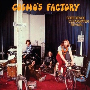 CREEDENCE CLEARWATER REVIVAL: COSMO'S FACTORY (CD)