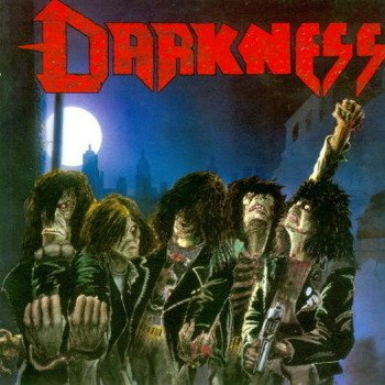 DARKNESS: DEATH SQUAD (CD)