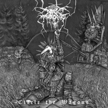 DARKTHRONE: CIRCLE OF WAGONS (LP VINYL)