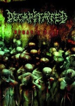 DECAPITATED: HUMAN'S DUST (DVD)