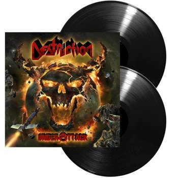 DESTRUCTION: UNDER ATTACK (2LP VINYL)