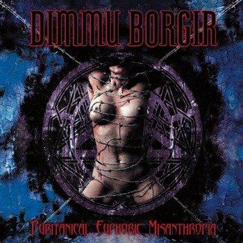 DIMMU BORGIR: PURITANICAL EUPHORIC MISANTHROPIA (CD)