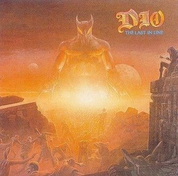 DIO: THE LAST IN LINE (CD)