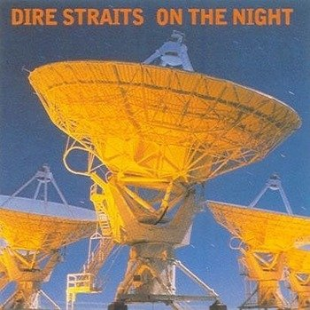 DIRE STRAITS: ON THE NIGHT (CD)