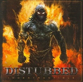 DISTURBED: INDESTRUCTIBLE (CD)