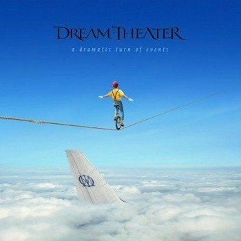 DREAM THEATER: A DRAMATIC TURN OF EVENTS (CD+DVD)