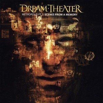 DREAM THEATER: METROPOLIS PT. 2: SCENES FROM A MEMORY (CD)
