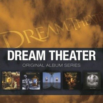 DREAM THEATER: ORYGINAL ALBUM SERIES (CD)