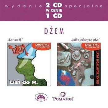 DZEM: LIST DO R / KILKA ZDARTYCH PŁYT (2CD)