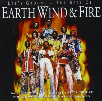 EARTH WIND & FIRE: LETS GROOVE - THE BEST OF (CD)