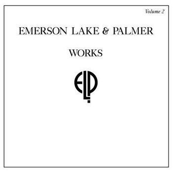 EMERSON LAKE & PALMER : WORKS VOLUME 2 (CD)