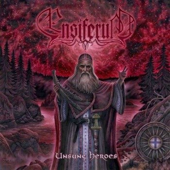 ENSIFERUM: UNSUNG HEROES (CD)