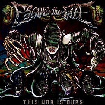 ESCAPE THE FATE: THIS WAR IS OURS (CD)