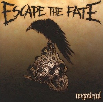 ESCAPE THE FATE : UNGRATEFUL (CD)