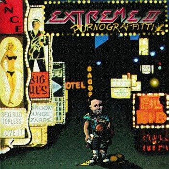 EXTREME: PORNOGRAFFITTI (CD)