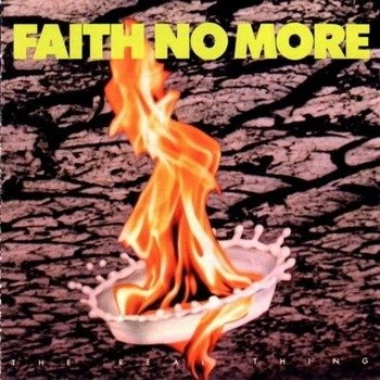 FAITH NO MORE: THE REAL THING (CD)