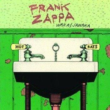 FRANK ZAPPA: WAKA / JAWAKA (CD)