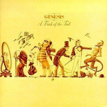 GENESIS: A TRICK OF THE TAIL (CD)