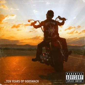 GODSMACK: GOOD TIMES, BAD TIMES...TEN YEARS OF GODSMACK (CD)