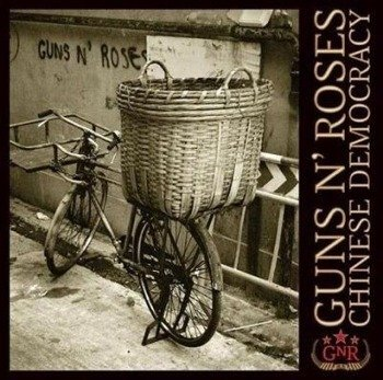 GUNS N' ROSES: CHINESE DEMOCRACY (POLSKA CENA!!) (CD)